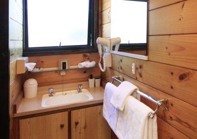 Orewa Motor Lodge Bathroom