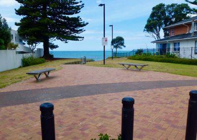 Orewa Motor Lodge Beach access