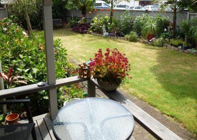 Orewa Motor Lodge Garden1